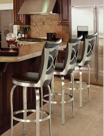 Extra tall 34 inch Bar Stools