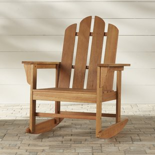 Extra Wide Outdoor Rocking Chairs