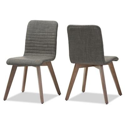 Sugar Mid-century Retro Modern Scandinavian Style Fabric Upholstered