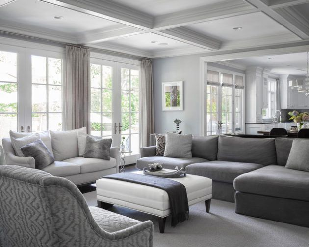 17 Attractive Ideas For Decorating Traditional Family Room To Enjoy