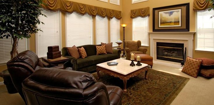 Traditional Family Room Decorating Ideas | Traditional Family Room