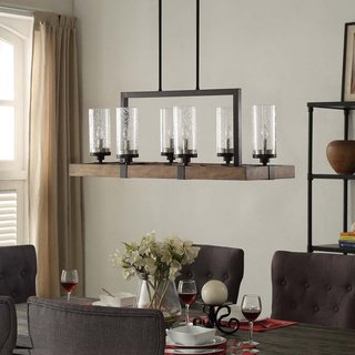 Farmhouse Lighting | Find Great Home Decor Deals Shopping at Overstock