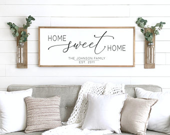 Farmhouse Wall Decor For Living Room