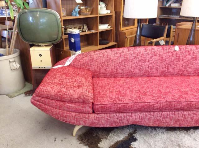 Vintage Flexsteel Sofa - SOLD - midcenturysanjose