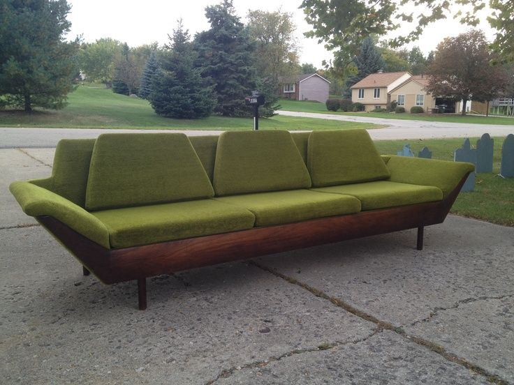 Flexsteel Thunderbird Mid Century Modern Sofa - Google Search