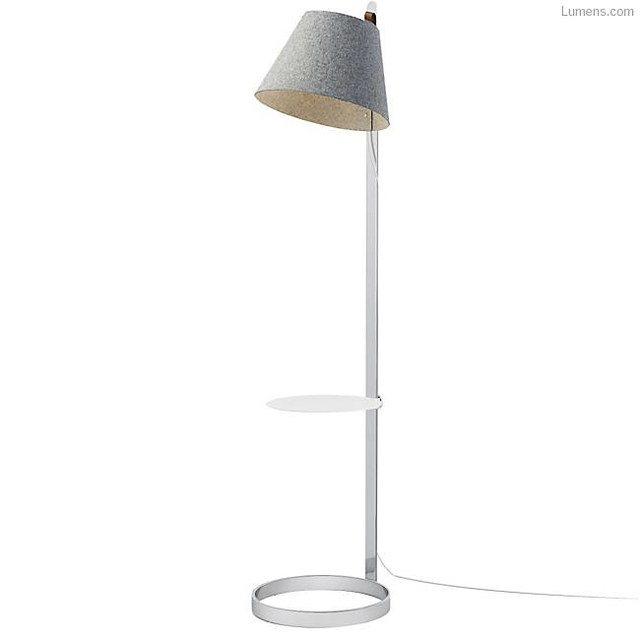 Floor Lamp With Table Elegant 10 Lamps Tables Attached That Don T