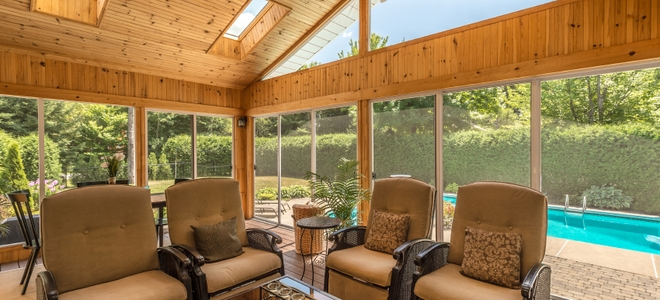 Flooring For Screened In Porch