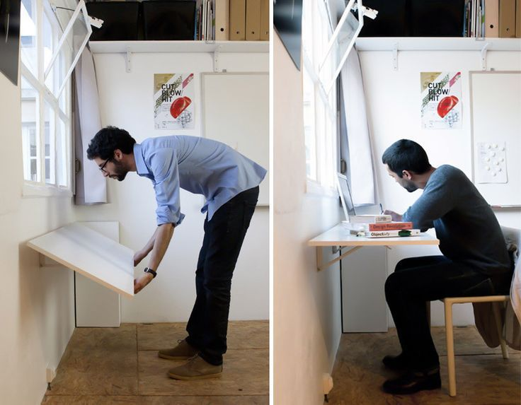Build wall mounted desk you diy hanging maxresdefault folding