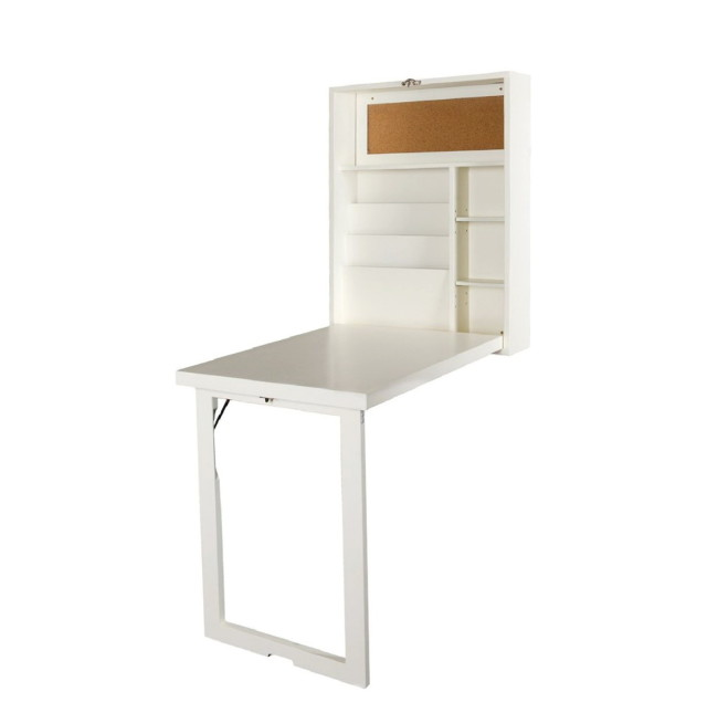 Folding Wall Computer Desk | Home Design Ideas