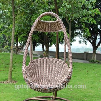 outdoor furniture freestanding chair garden chair outdoor swing egg chair