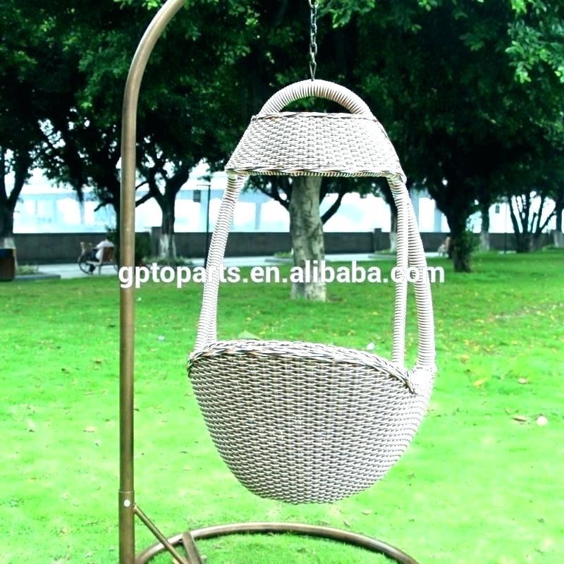 free standing swing chair single outdoor furniture freestanding garden g egg  smart indoor chairs .
