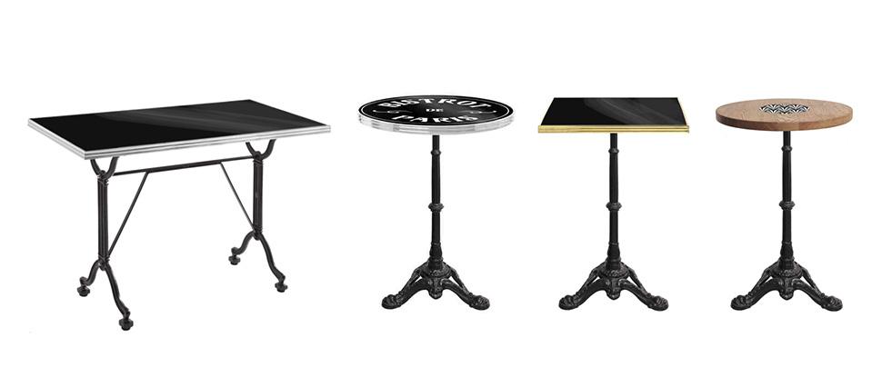 Bistro Furniture - Bistro Chairs & Bistro Tables - BistroFurniture.com