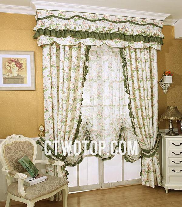 Lovely Design Valance Curtains For Living Room - mathwatson
