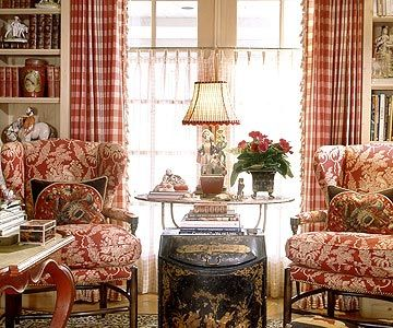 Rustic Country French Style | Decorating Inspiration | French