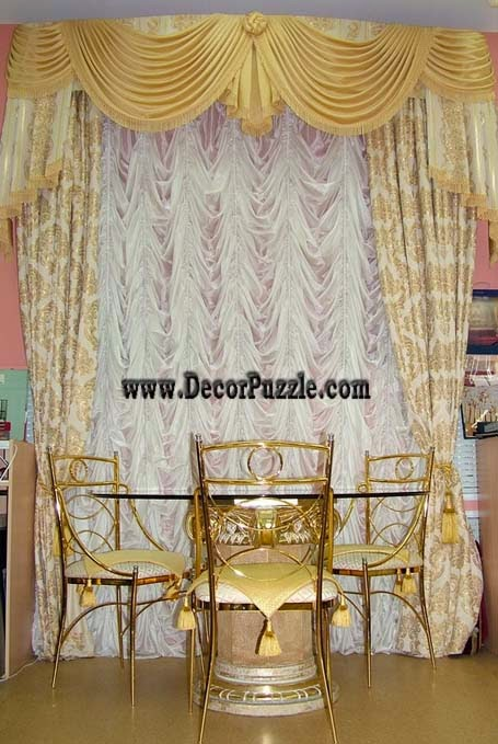 Best 20 French country curtains and blinds for door and windows