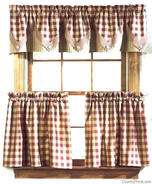 French Country Kitchen Curtains French Country Kitchen Curtains