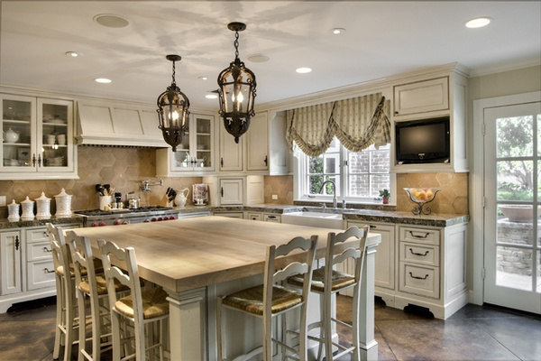 French country kitchen curtains | Home Decor & Interior/ Exterior