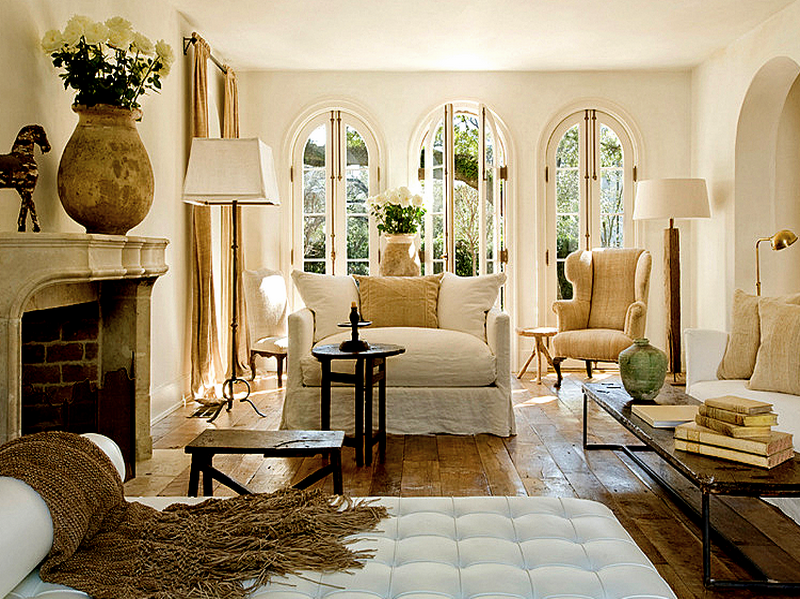 Easy Inexpensive Decorating Ideas, on a Budget: Get a French Country