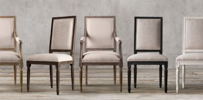 Vintage French Square Collection | RH