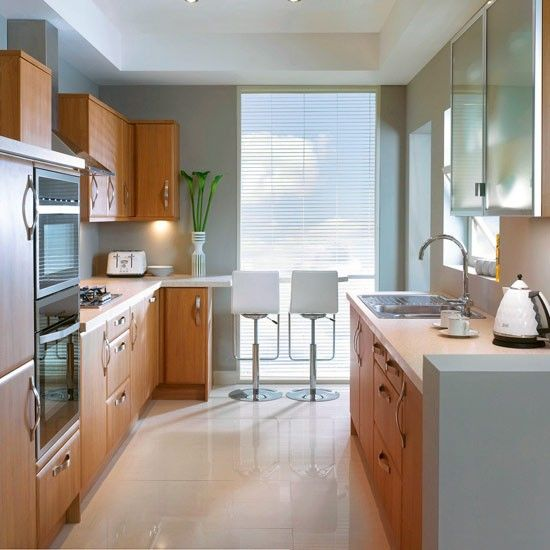 Galley kitchen ideas that work for rooms of all sizes u2013 Galley