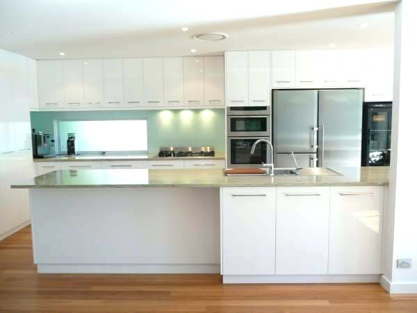 Small Galley Kitchen With Breakfast Bar Galley Kitchen Great For
