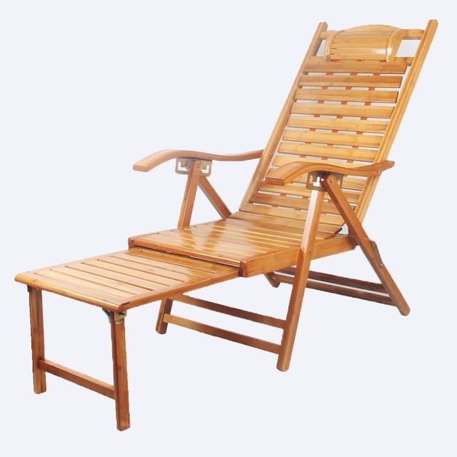 Patio Chaise Lounge Chair Outdoor Beach Reclining Garden Yard
