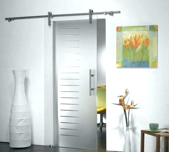 Bathroom Entry Doors with Frosted Glass u2013 Add Elegance to Your Home