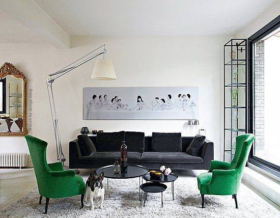Buying tricks for a green armchair for living room u2013 DesigninYou