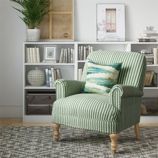 Green Armchair For Living Room