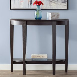 Half Moon Hall Table | Wayfair