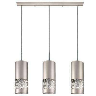Brushed Nickel - Pendant Lights - Lighting - The Home Depot