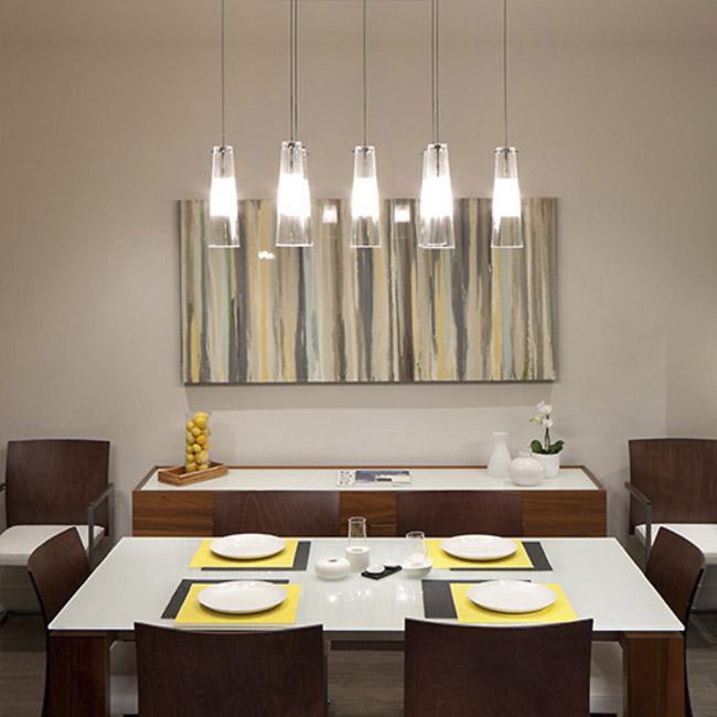 Dining Room Pendant Lighting Ideas | How To's & Advice at Lumens.com