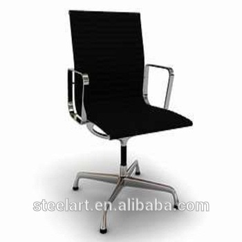 High Back Swivel Office Chair No Wheels - Buy Swivel Office Chair No