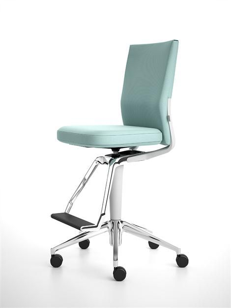 Vitra ID High, Office Swivel Chair by Antonio Citterio | Polos