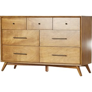 Modern & Contemporary Dresser With Deep Drawers | AllModern
