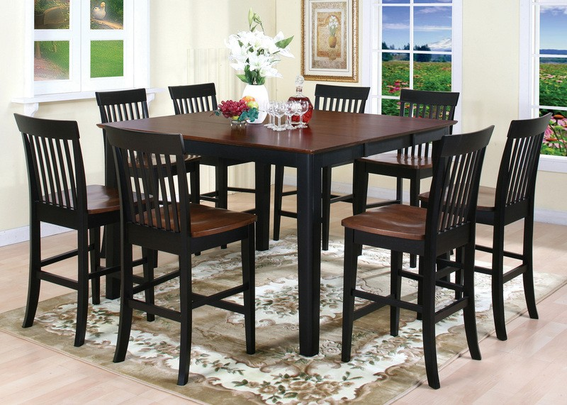 Tall Pub Gathering Tables - Kitchen Tables and More Blog