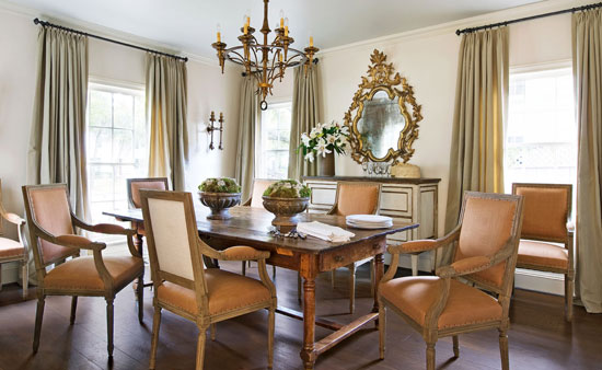 Decorating Ideas: Color Inspiration | Traditional Home