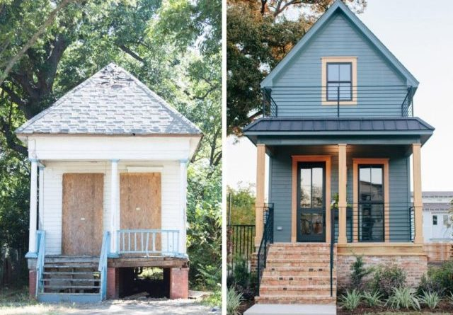 Home Renovations: Before and After - Total Survival