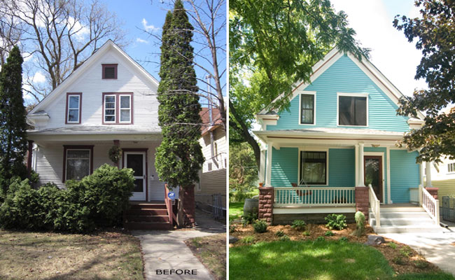 Before & After: Eco-Friendly Renovation of a Historic Home