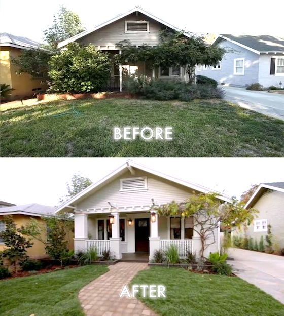 8 Small Homes Get Huge Facelifts | Renos & Flips | Home, House