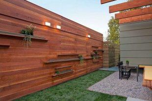Horizontal Fence Ideas |  Horizontal Wood Fence Panels