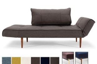 Zeal Styletto Daybed Single Convertible Sofa Bed By Innovation