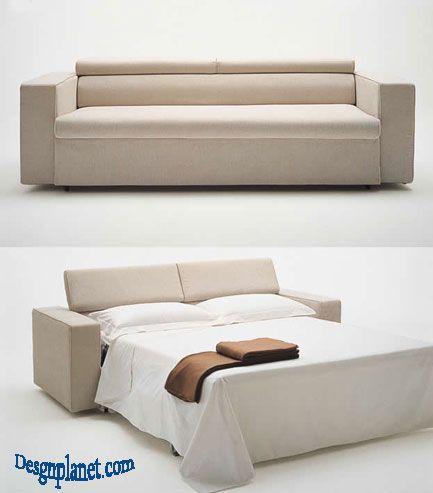 sofa cum bed | Home Decorations | desgnplanet.net in 2019 | Sofa bed