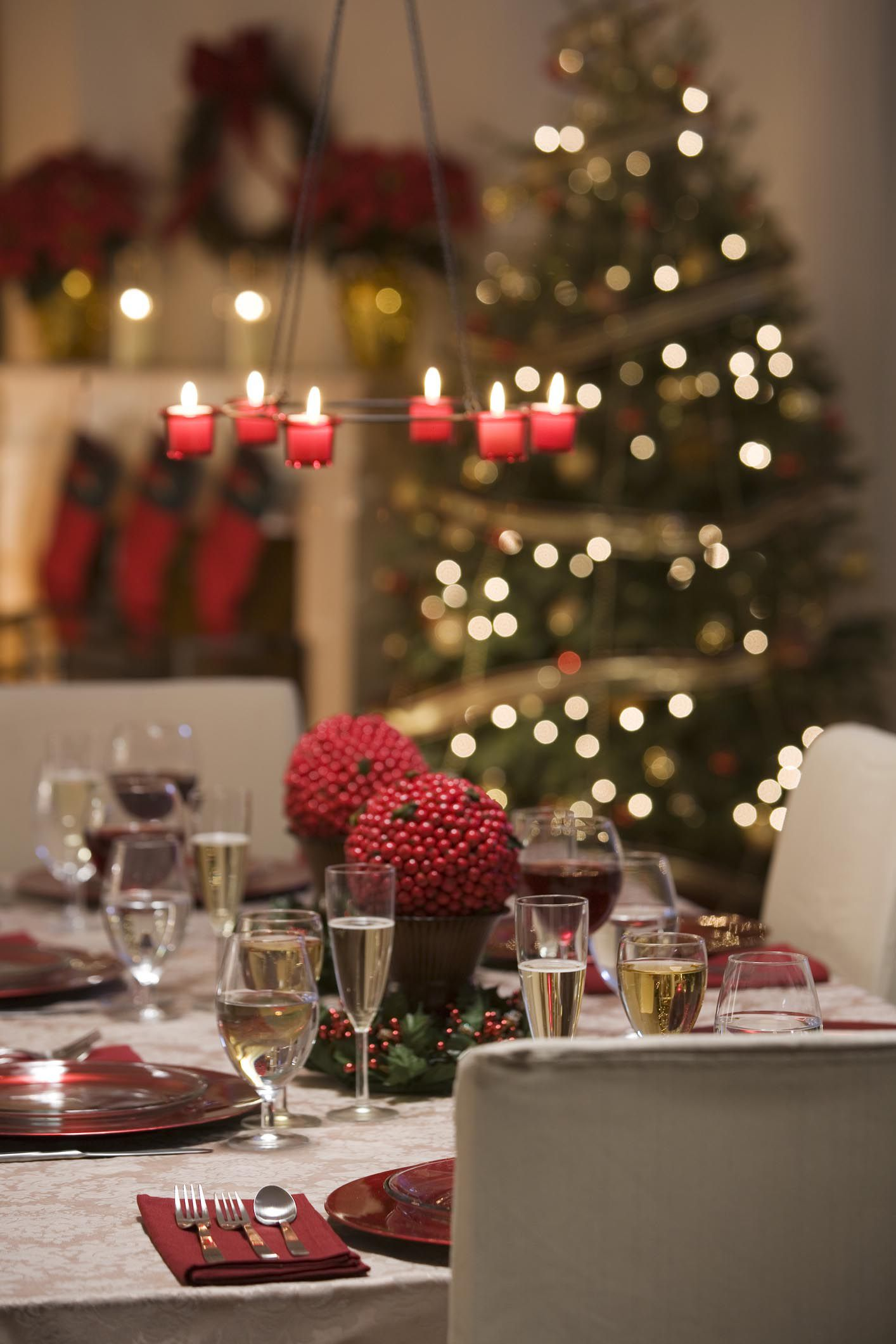 Holiday Decorating Tricks - Interior Designer Christmas Ideas