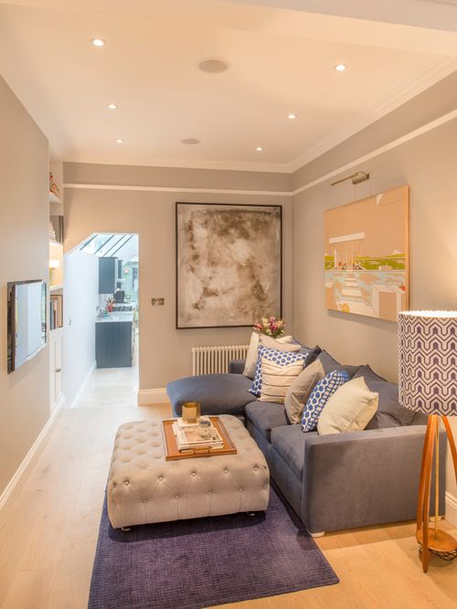 31 Stunning Small Living Room Ideas | home ideas | Narrow living
