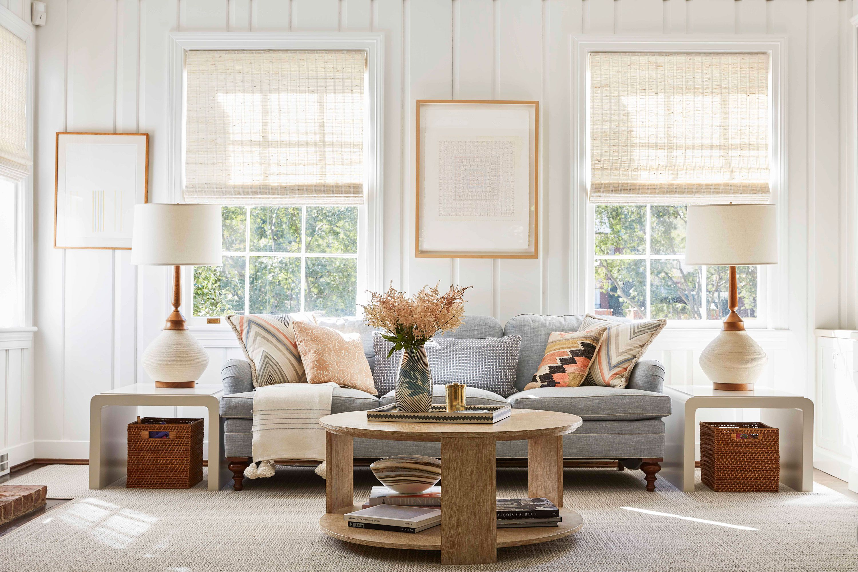 16 Best Small Living Room Ideas - How to Decorate a Small Living Room