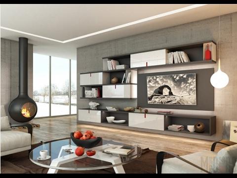 Modern Style living room interior design ideas 2017. New Living Room