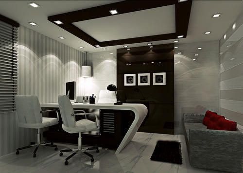 Office MD Room Interior Work | Executive tables | Office table