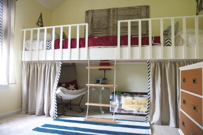 8 Big Ideas for Small Bedroom Spaces for Your Kids   NONAGON.style