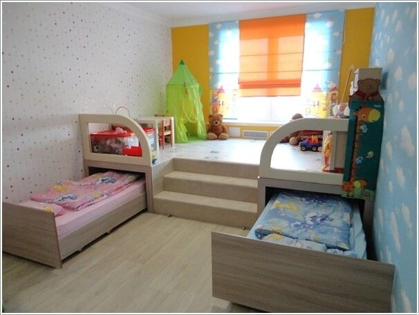 6 Space Saving Furniture Ideas for Small Kids Room | Home Decor DIY
